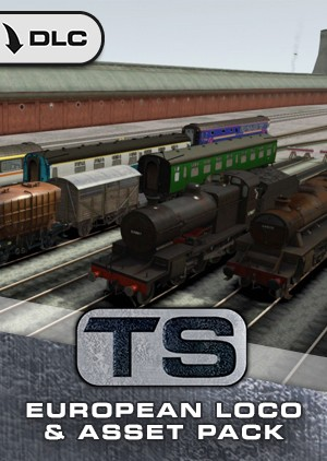 European Loco & Asset Pack | Aerosoft US Shop