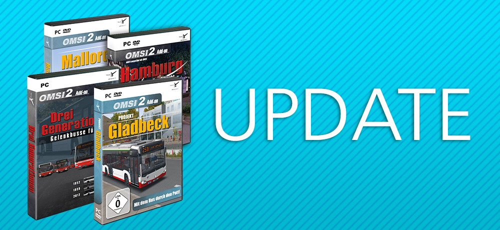 New updates for OMSI 2 add-ons | News | Bus/Truck | Aerosoft Shop