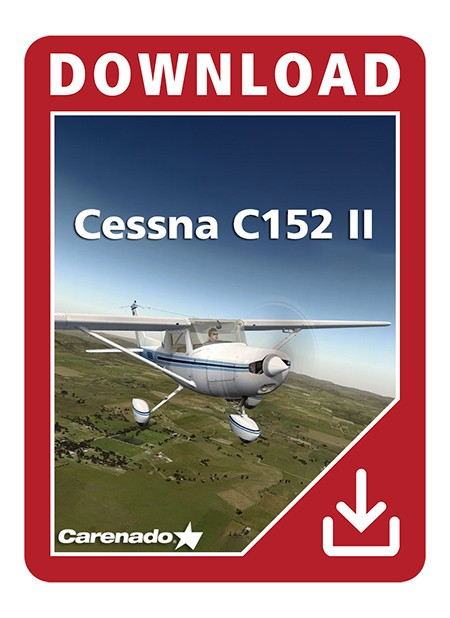 Carenado - Cessna C152 II (FSX/P3D) | Aerosoft Shop