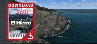 Sim-wings - Canary Islands professional - El Hierro for Prepar3D V4