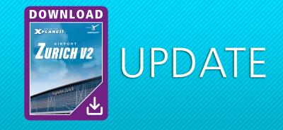 Airport Zurich V2.0 XP | Update 2.07