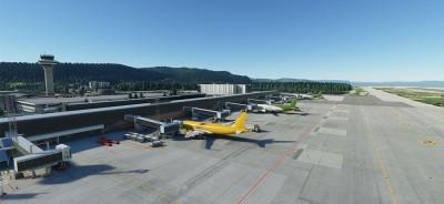 MSFS DLC Trondheim-Vaernes | Update