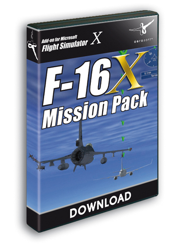 F-16 Fighting Falcon - Mission Pack | Aerosoft US Shop