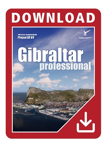 Resultado de imagem para Mega Gibraltar P3Dv4