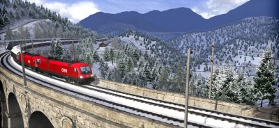 Semmeringbahn - Disponible maintenant!
