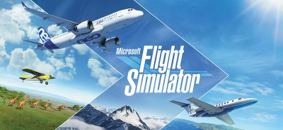 In Stock | Microsoft Flight Simulator - Premium Deluxe BOX