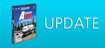 Aerosoft A330 professional | Update 1.0.5.0