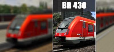 BR430 - Railtraction - Maintenant disponible!