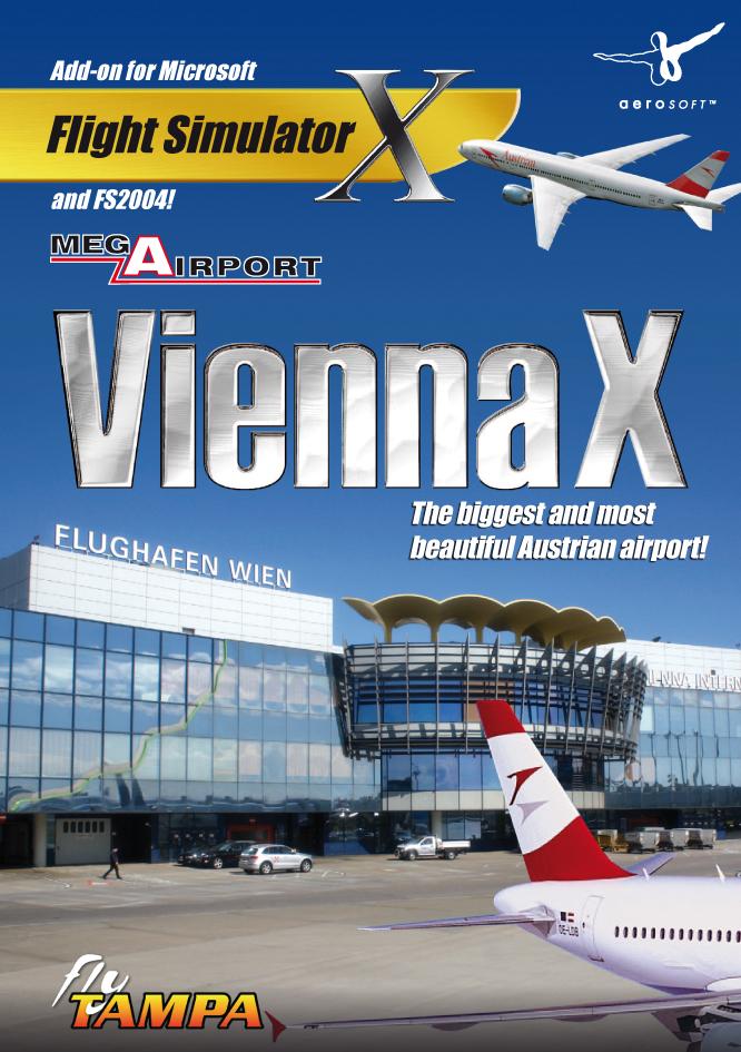 Fs2004 - Aerosoft - Mega Airport Frankfurt: Software Free