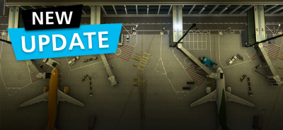 Aerosoft Airport Berlin Brandenburg | Update