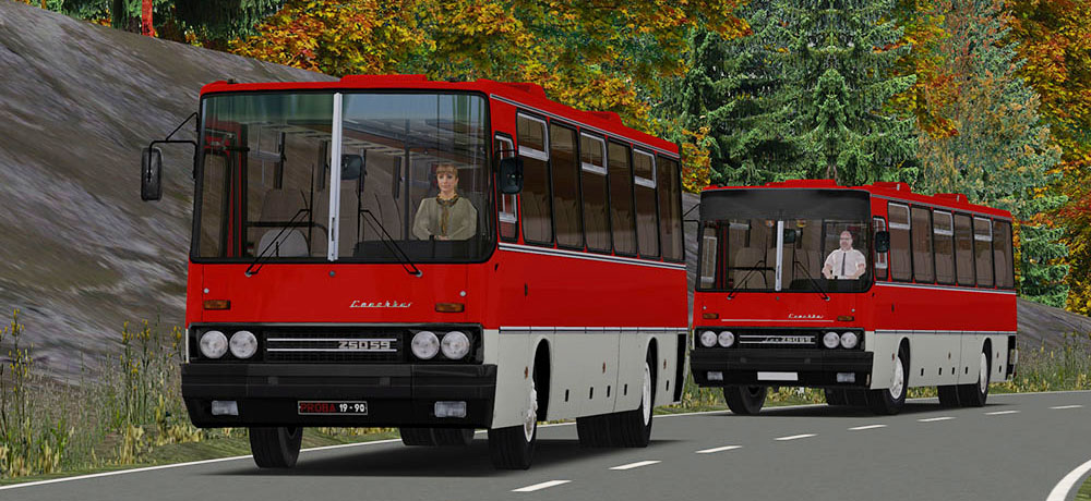 Available now: OMSI 2 add-on Coachbus 250 | News | Bus/Truck