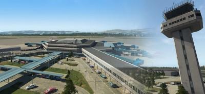 Airport Bergen XP