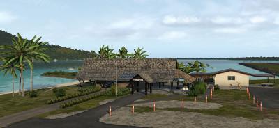 Society Islands XP - Bora Bora & Leeward Islands