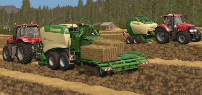 Ya disponible la ampliación para Farming Simulator Straw Harvest