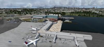 Drzewiecki Design - New York Airports V2 X