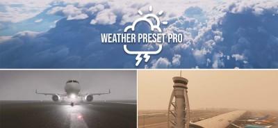 Weather Preset Pro