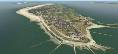 XPlane 11 Add-on German Islands 1: East Frisia