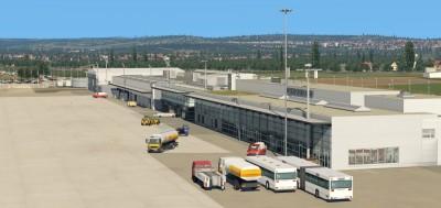 Airport Friedrichshafen XP