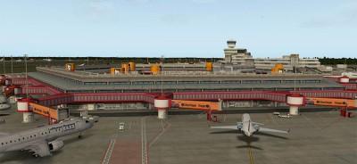 Aeropuerto de Berlin-Tegel para XPlane
