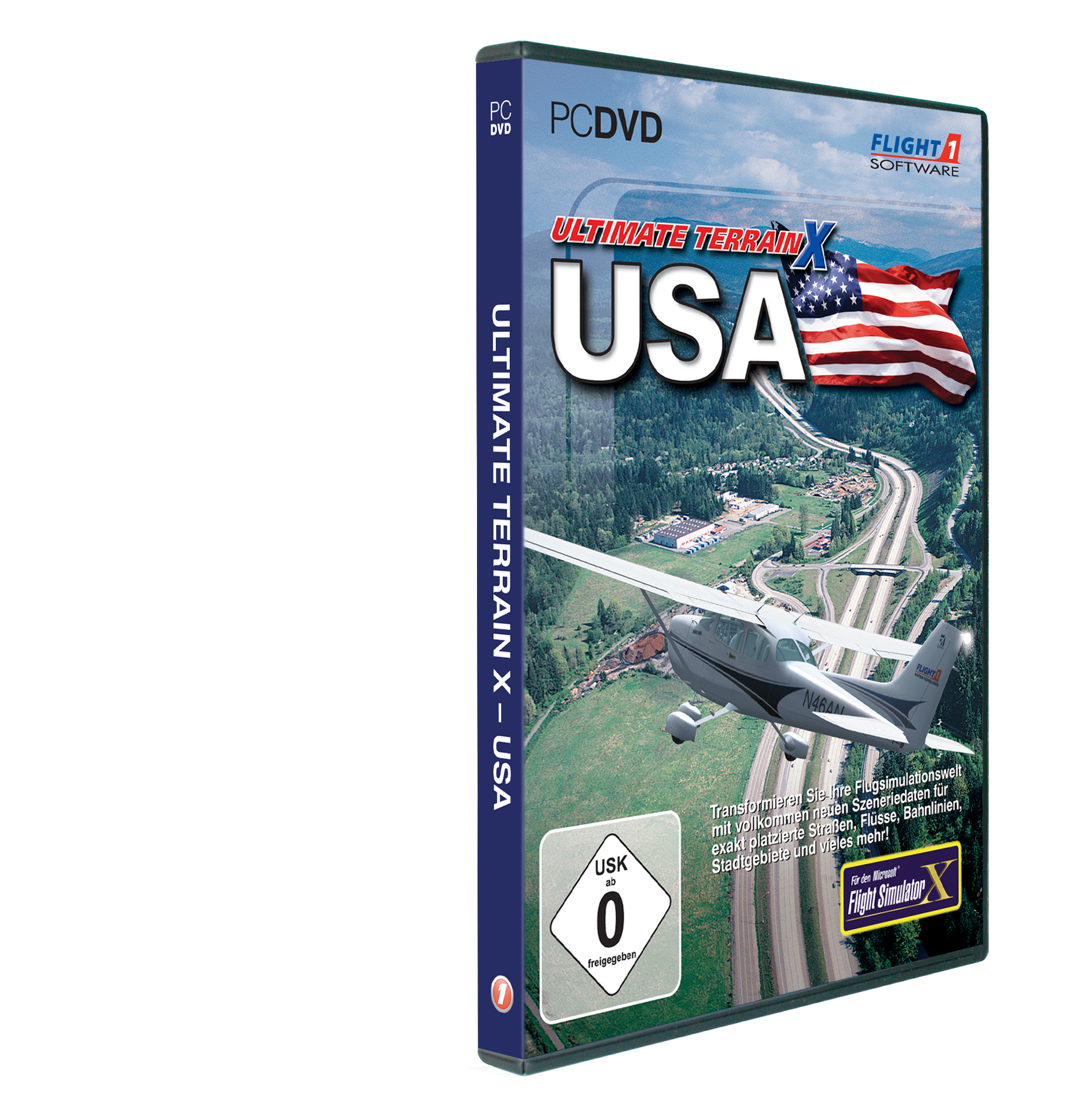 Ultimate Terrain X - USA | Aerosoft Shop