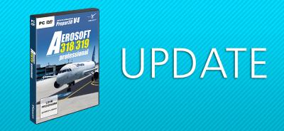 Aerosoft A318/A319 professional | Update