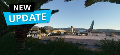 MSFS DLC Airport Reggio Calabria | Update