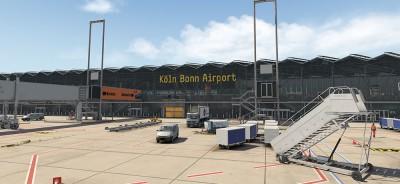 Disponible maintenant : Airport Köln/Bonn XP
