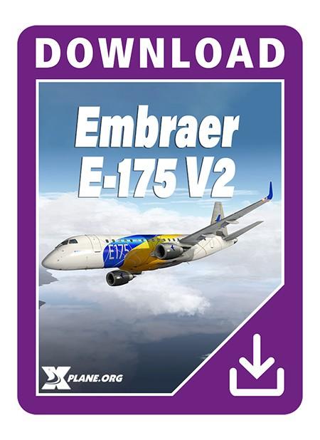 Embraer E-175 v2 | Aerosoft US Shop