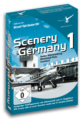 Scenery Germany 1 | Aerosoft Shop