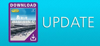 Airport Berlin Brandenburg V2 XP | Update
