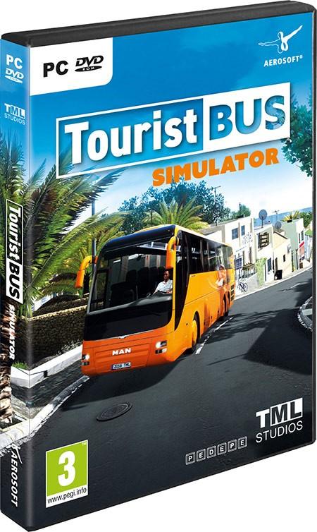 Tourist Bus Simulator | Aerosoft Shop