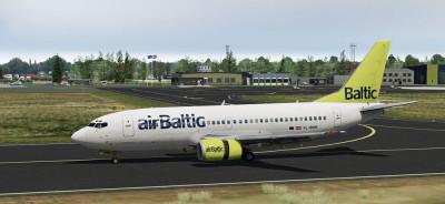 Liepaja Airport | P3D V5
