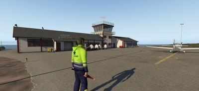 Disponible maintenant : Airport Værøy pour XPlane 11