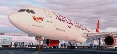 XPlane A330 - Disponible maintenant!