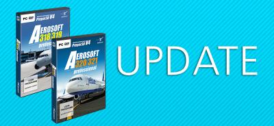 Aerosoft A318/A319/A320/A321 professional | Update 1.4.3.0