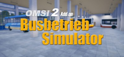 OMSI 2 Add-on Busbetrieb Simulator Box