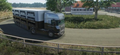 On The Road - Truck Simulator I PS4