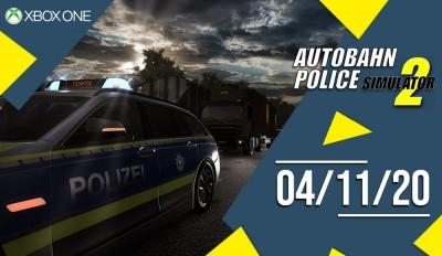 Autobahn Police Simulator 2 - Xbox One