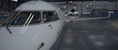 WORK IN PROGRESS: Aerosoft CRJ for MSFS