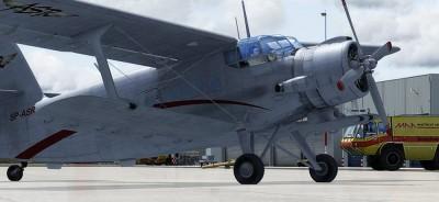 Antonov An-2 jetzt auch für FSX & FSX:Steam!