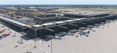 Airport Berlin Brandenburg V2 XP
