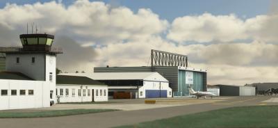 Aerosoft Airport Friedrichshafen | MSFS DLC
