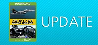DC Designs FA-18 E, F & G Super Hornet | Update