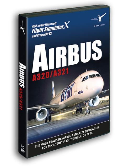 Airbus A320/A321 | Aerosoft Shop