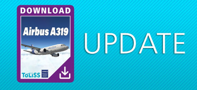 ToLiss - Airbus A319 | Update