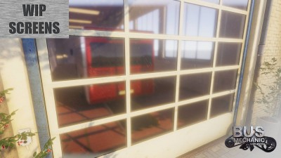 WORK IN PROGRESS: Bus Mechanic Simulator
