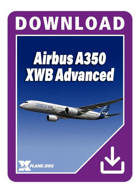 Airbus A350 XWB Advanced | Aerosoft Shop