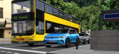 OMSI 2 Downloadpack Vol. 11 - AI Electric Cars