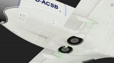 WORK IN PROGRESS: Aerosoft Aircraft CRJ for MSFS