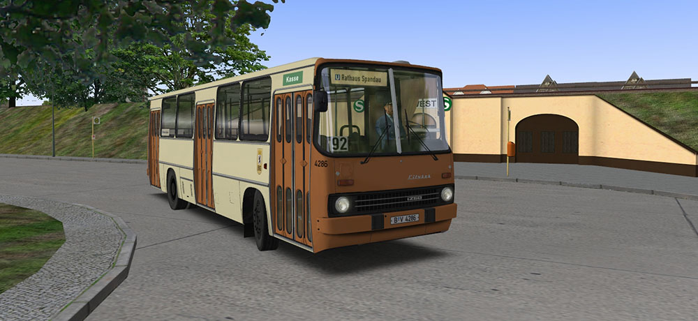 Available now: OMSI 2 Add-on Citybus i260 Series | News | Bus/Truck